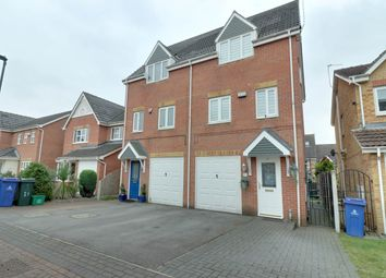 Thumbnail 3 bed property for sale in Haller Close, Armthorpe, Doncaster