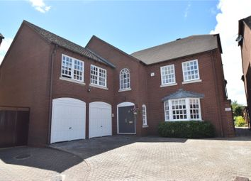 Thumbnail 5 bed detached house for sale in Berkley Gardens, Fernhill Heath, Worcester
