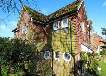 Thumbnail 4 bed semi-detached house for sale in George Hill, Robertsbridge