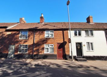 Thumbnail 2 bed terraced house for sale in Avenue Road, Wymondham