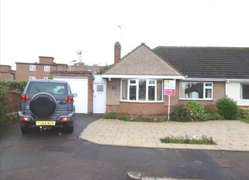 Thumbnail 2 bed bungalow to rent in Chestnut Avenue, Oadby, Leicester