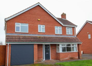 Thumbnail 4 bed detached house for sale in Evergreen Close, Goxhill, North Lincolnshire