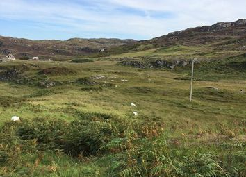 Thumbnail Land for sale in Clashnessie, Lochinver