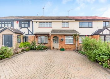 Thumbnail 3 bed terraced house for sale in Wedlake Close, Hornchurch