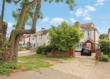 Thumbnail 3 bed semi-detached house for sale in Runwell Road, Wickford