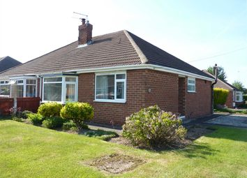 Thumbnail 2 bed semi-detached bungalow for sale in The Ridgeway, Grimsby
