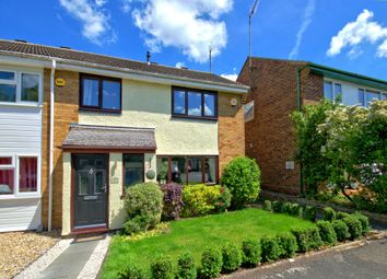 Thumbnail 3 bedroom end terrace house for sale in Woodland Road, Sawston, Cambridge