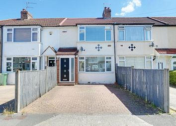 Thumbnail 2 bed terraced house for sale in Lynhurst Crescent, Hillingdon