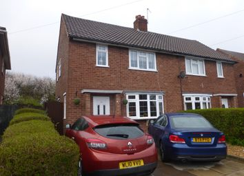 Thumbnail 2 bedroom semi-detached house for sale in Mountbatten Road, Walsall