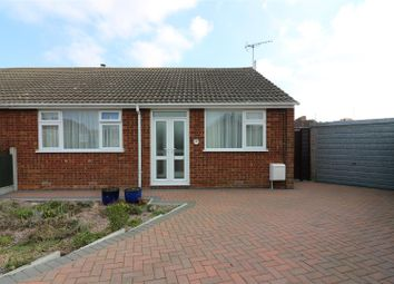 Thumbnail 2 bed semi-detached bungalow for sale in Wantsume Lees, Sandwich