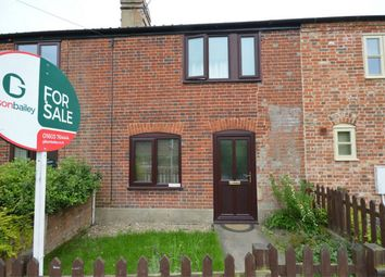 Thumbnail 2 bedroom terraced house for sale in Church Street, Bawburgh, Norwich