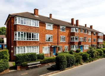 Thumbnail 2 bed flat for sale in Pandora Court, South Bank, Surbiton