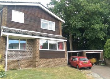 Thumbnail 4 bed detached house for sale in St. Pauls Road, Sarisbury Green, Southampton