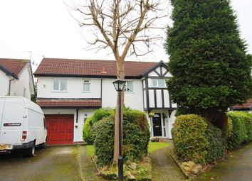 Thumbnail 5 bed detached house for sale in Turfnell Way, Worsley, Manchester