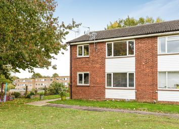 Thumbnail 2 bed flat for sale in Latchmore Close, Hitchin