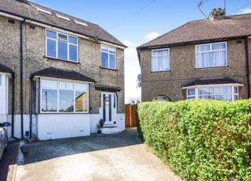 Thumbnail 4 bed semi-detached house for sale in Valerie Close, St.Albans