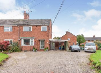Thumbnail 3 bed semi-detached house for sale in St. James Green, Cotes Heath, Stafford