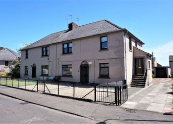 Thumbnail 3 bed flat for sale in Polton Gardens, Lasswade