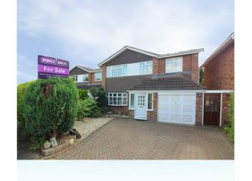 Thumbnail 4 bed detached house for sale in Bridge Road, Alveley