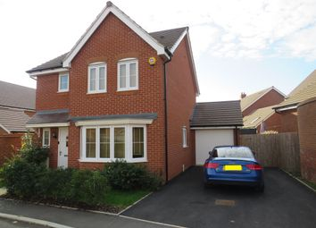 Thumbnail 3 bed detached house for sale in Wilkes Drive, Radford Semele, Leamington Spa