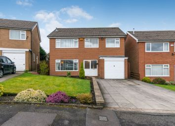 Thumbnail 4 bedroom detached house for sale in Glenshee Drive, Ladybridge, Bolton, Lancashire.