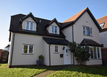 Thumbnail 4 bed detached house to rent in Swan Street, Kelvedon, Colchester