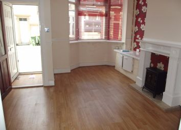 Thumbnail 2 bedroom terraced house to rent in Shuttleworth Road, Preston
