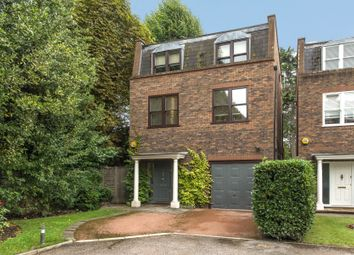 Thumbnail 5 bed detached house for sale in Helme Close, London