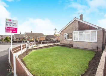 Thumbnail 2 bed detached bungalow for sale in Mary Road, Eastwood, Nottingham