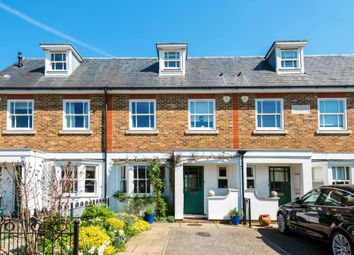 Thumbnail 4 bed town house for sale in Forge Mews, Lower Sunbury