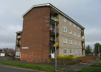 Thumbnail 3 bed flat to rent in Wellington Court, Felling, Gateshead