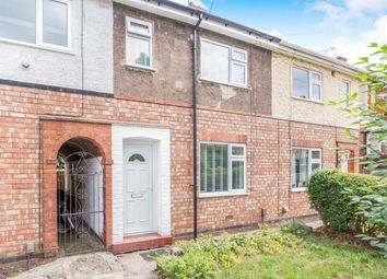 Thumbnail 2 bed terraced house for sale in Helena Crescent, Stocking Farm, Leicester