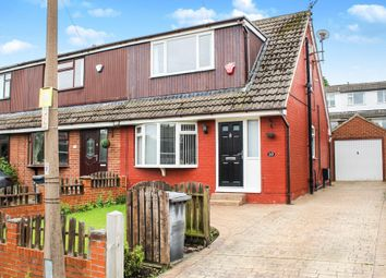 Thumbnail 3 bed end terrace house for sale in Kenmore View, Cleckheaton