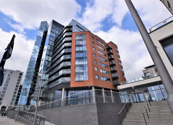 Thumbnail 2 bed flat to rent in The Hawkins Tower, Ocean Way, Ocean Village, Southampton, Hampshire