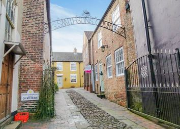 Thumbnail 1 bed flat for sale in Smithsons Court, Ripon