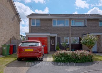 3 bed semi-detached house for sale in Horsemoor Close, Langley, Slough SL3