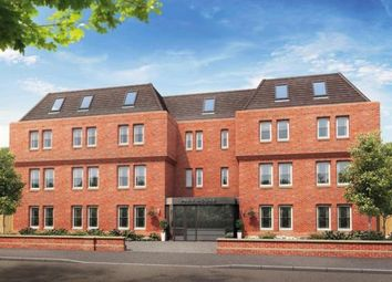 Thumbnail 1 bedroom flat for sale in Park Road, Peterborough