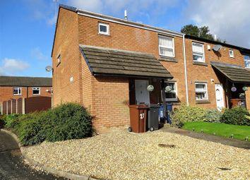 Thumbnail 3 bed end terrace house for sale in Alderfield, Penwortham, Preston.