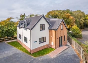 Thumbnail 3 bed detached house for sale in Rougham, Bury St Edmunds, Suffolk