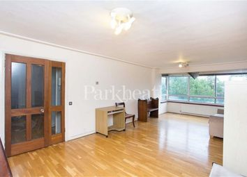Thumbnail 2 bed flat to rent in Willesden Lane, Brondesbury Park, London
