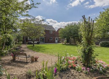 Thumbnail 5 bed detached house for sale in Redebourn Lane, Bury, Ramsey, Huntingdon
