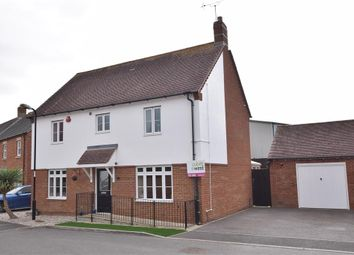 Thumbnail 4 bed detached house for sale in Sunnyside Close, Angmering, West Sussex