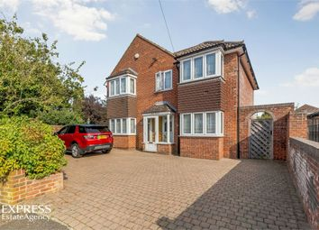 Thumbnail 5 bed detached house for sale in Manse Way, Swanley, Kent
