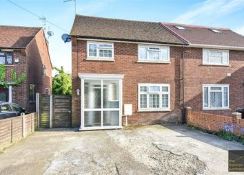 Thumbnail 3 bed semi-detached house for sale in Trelawney Avenue, Langley, Berkshire