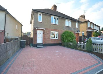 Thumbnail 3 bed semi-detached house for sale in The Crescent, Epsom