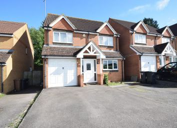 Thumbnail 4 bedroom detached house for sale in Villiers Close, Leagrave, Luton