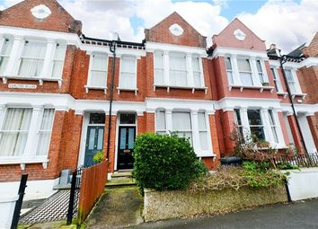 Thumbnail 4 bed terraced house for sale in Byne Road, London