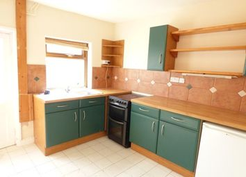 Thumbnail 1 bed terraced house to rent in Burton Road, Ashby-De-La-Zouch