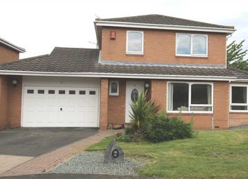 Thumbnail 4 bed detached house for sale in Underwood Grove, Northburn Grange, Cramlington