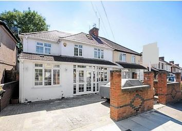 Thumbnail 5 bedroom semi-detached house for sale in Halsbury Road East, Northolt